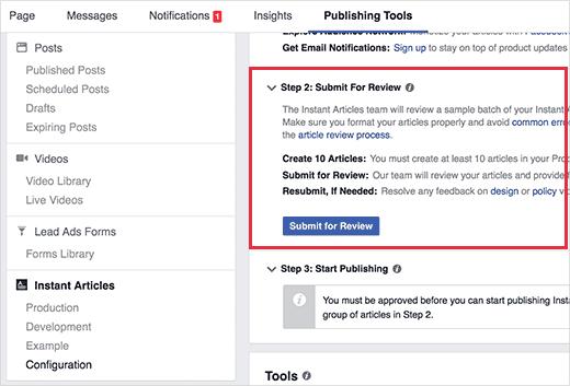 review-articoli-facebook