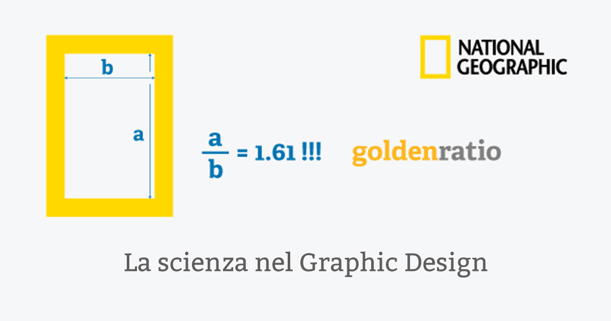 La scienza nel Graphic Design