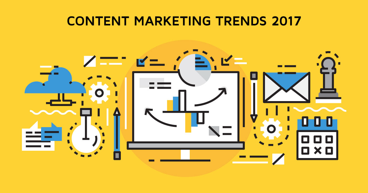 I Content Marketing Trends 2017 e il cambiamento del mercato B2B