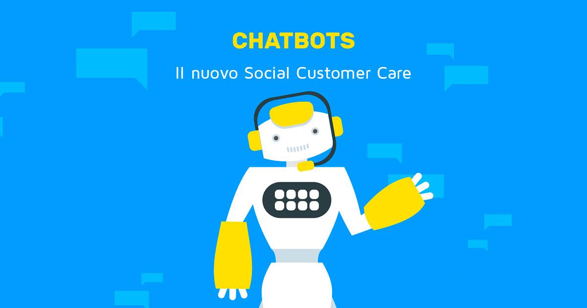 Le chatbot sono la nuova frontiera del Customer Care. Scopri come creare la tua chatbot gratuita per la tua pagina Facebook