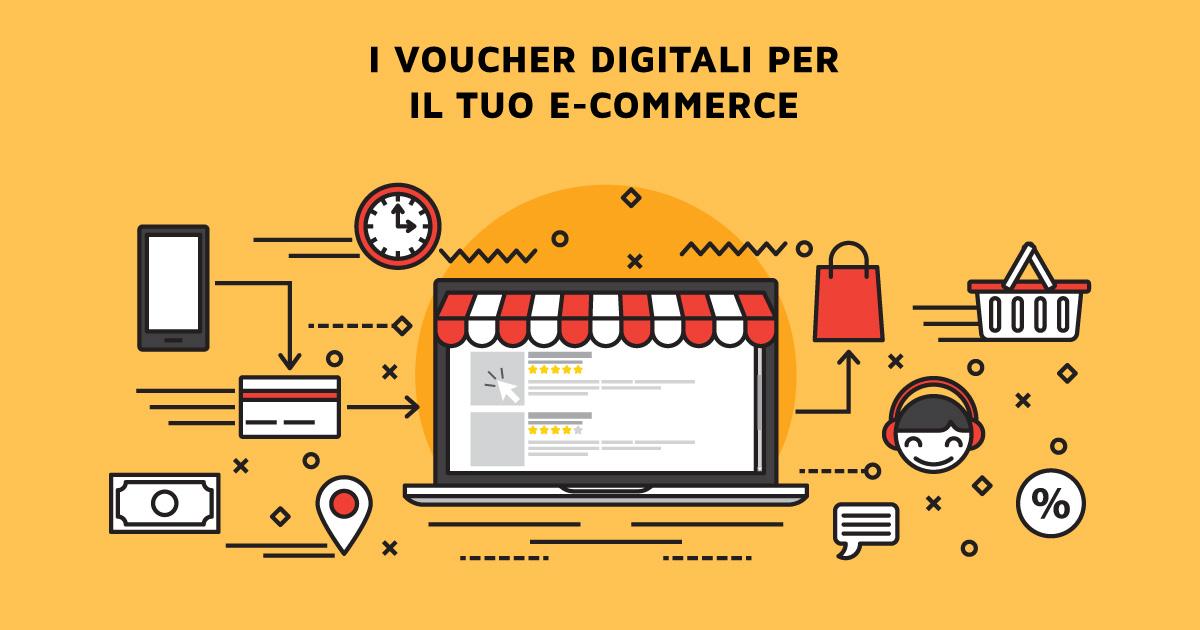 Voucher Digitali per ecommerce