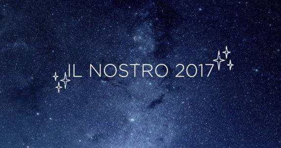 il nostro 2017 nell'immagine dell'universo