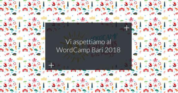 marco de sangro al wordcamp bari