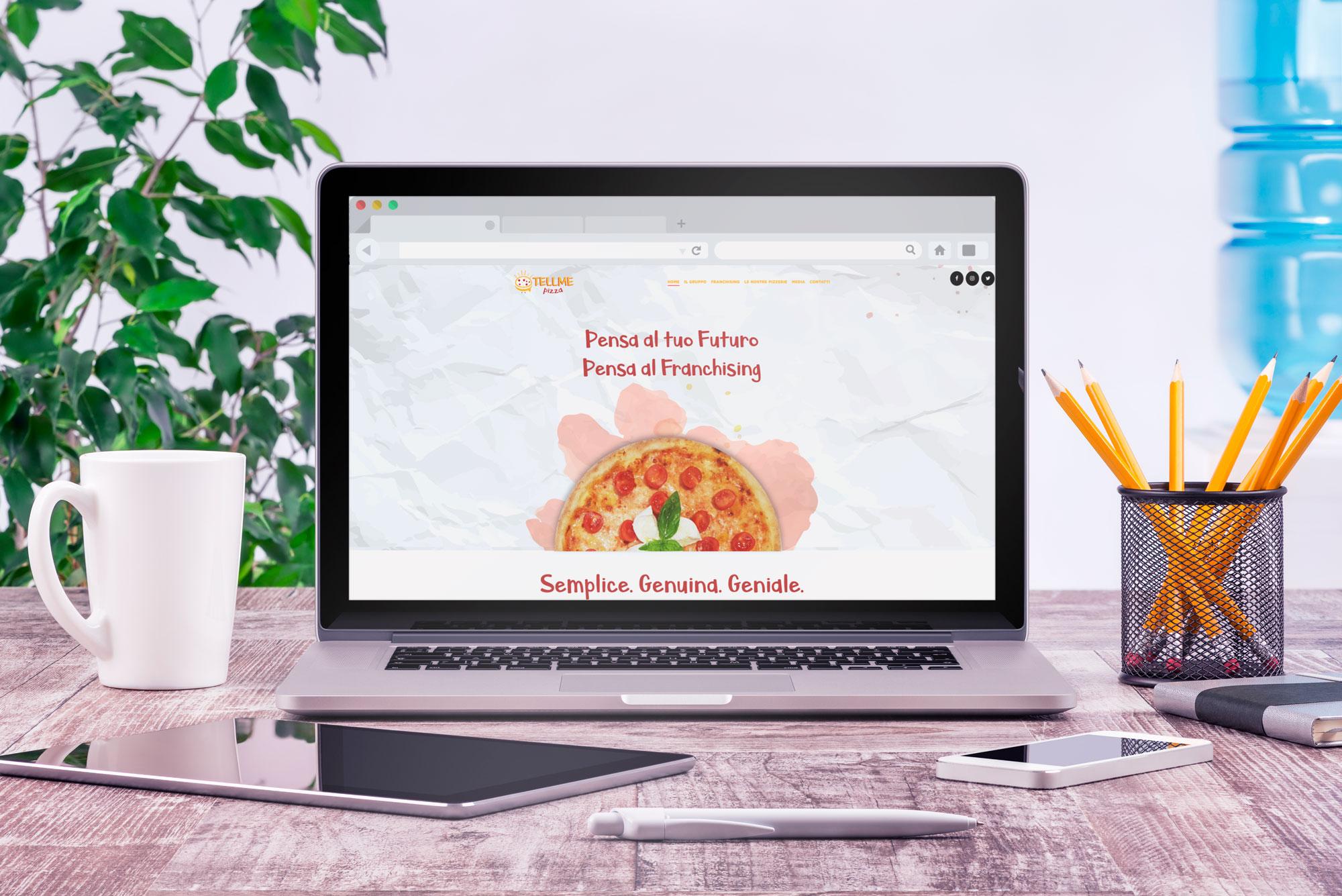 sito web tellme pizza
