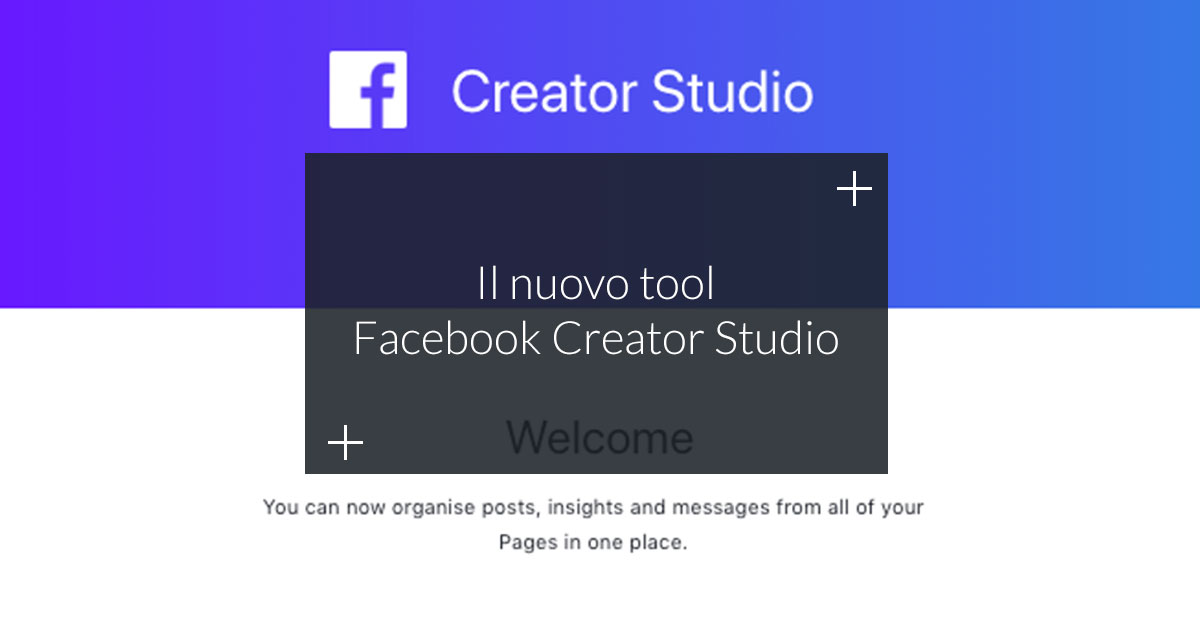 splash screen facebook creator studio