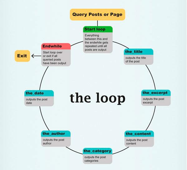 Il loop in un tema WordPress