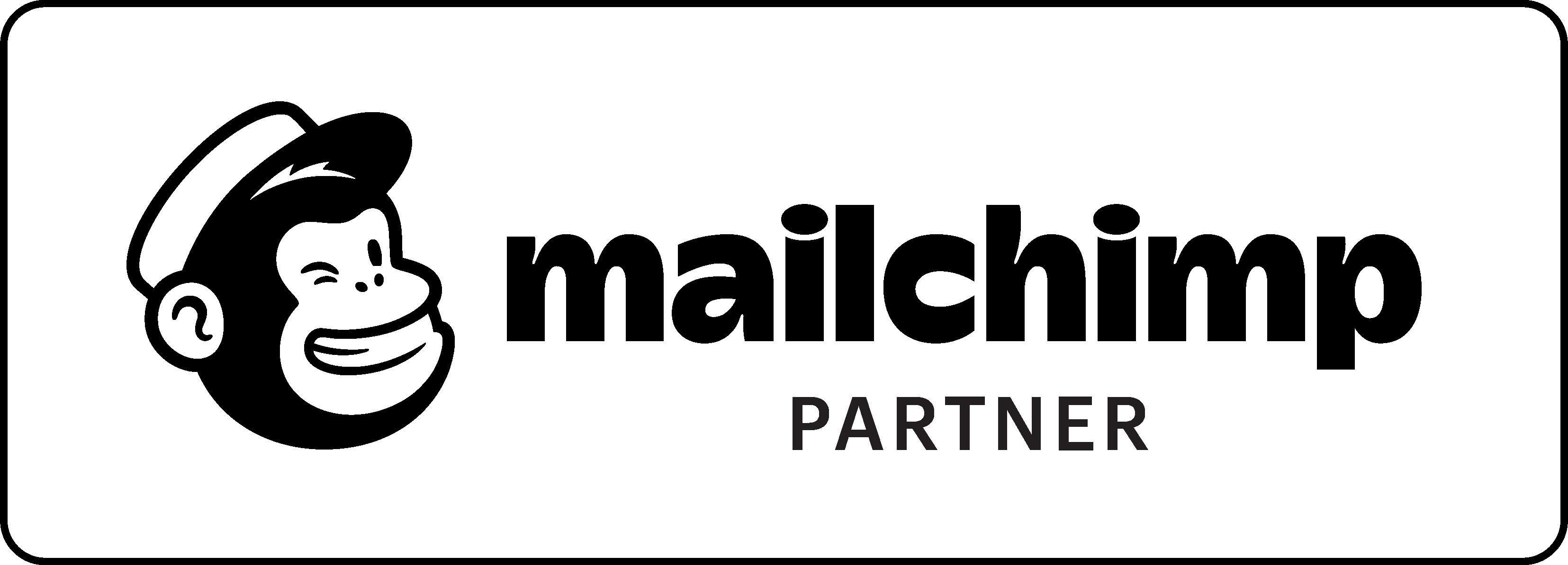 Logo Mailchimp Partner